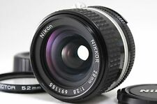 [Excellent+++++] Nikon Nikkor Ai-s 28mm f2.8 Wide Angle MF Lens from Japan 28477