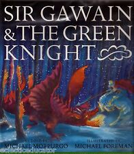 Sir Gawain and the Green Knight  Illustrated Classic King Arthur HC Middle Ages