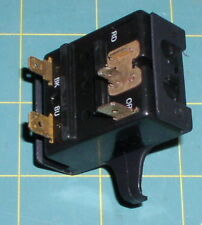MAYTAG ATLANTIS WASHER 4 POSITION SWITCH 22003961 TEMP