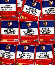 Unser Schleswig-Holstein / 50 Tüten / Panini / Sticker