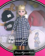 "Takara Licca Chan Bijou Series 9"" Japanese Fashion Doll Blythe Candy Date"