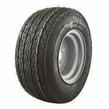 "16.5/6.50 - 8 Trailer Tyre Wheel Rim 4"" PCD 6PLY 4 Stud 73M TRSP27"