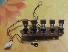 Original part for Kenwood TS-940S - switch unit D (X41-160-D/13)