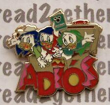 Disney Pin Adventures by Disney Huey Dewey Louie Adios
