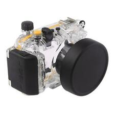 Meikon 40M Waterproof Underwater Camera Housing Case Bag for Canon S110 WP-DC47