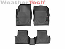 WeatherTech FloorLiner for Chevrolet Cruze/Cruze Limited - 1st/2nd Row - Black