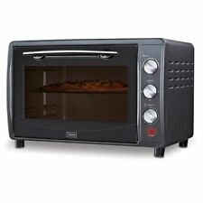 Trebs Teo42l10 42l 1800w Zwart Grill Grill-oven