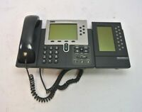Cisco CP-7960G IP Phone 7690 Series + 7914 Expansion Module