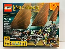 LEGO 79008 The Lord of the Rings Ship Ambush. Excellent Condition. Sealed. New