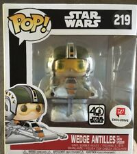 Funko Pop! Walgreens Exclusive Star Wars WEDGE ANTILLES w/ SNOWSPEEDER! IN HAND