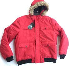 32 Below Never Frozen Faux Fur Hooded W545464 Winter Coat Jacket Men's XL new