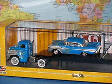 M2 MACHINES 1958 CHEVROLET LCF & 1957 CHEVROLET BEL AIR *BRAND NEW & VHTF*