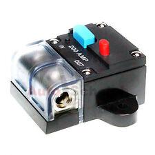 200 A Automatische Sicherung Automat Automatik Schalter KFZ Auto LKW Boot 12/24V