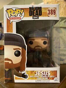 Funko Pop! Television The Walking Dead Jesus Vinyl Figure #389