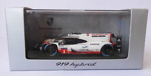 Porsche 919 Hybrid Le Mans 2017 n° 1 Brand New In Box.