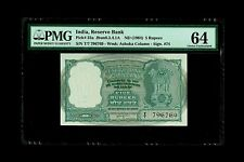 Republic Of India | 5 Rupees | 1964 | Pick #35a | Pmg-64