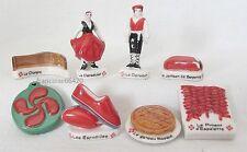 Fèves de collection en porcelaine LE PAYS BASQUE 2009 Série complète _ C47