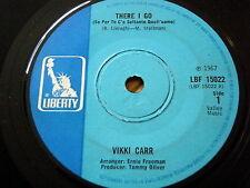 """VIKKI CARR - THERE I GO  7"""" VINYL"""