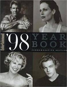 Brand New Hardcover Entertainment 1998 Year Book (Entertainment Weekly Yearbook)