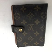 Louis Vuitton Monogram Agenda Pm 6-hole notebook cover R20005 Used(h-50004