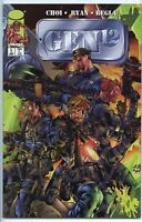 Gen 12 1998 series # 5 near mint comic book