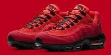 Nike Air Max 95 OG Habanero Red Black AT2865-600 Men's Size 7 Women's Size 8.5