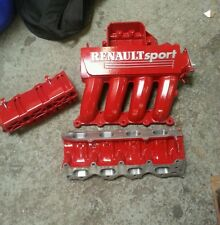 Renault Clio Sport 172/182 Port-MATCHED & gasflowed Inlet manifolds.