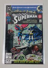 Dc Comics Superman (1986 Series) #44 Comic Book