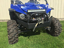 Yamaha Wolverine R-Spec Front Bumper with Winch Mount P/N: 12968