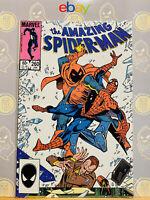 Amazing Spider-Man #260 (9.2) NM- Hobgoblin Appearance 1985 High Grade Key Issue