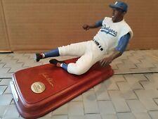 Brooklyn Dodgers HOF'er Jackie Robinson Danbury Mint Figurine