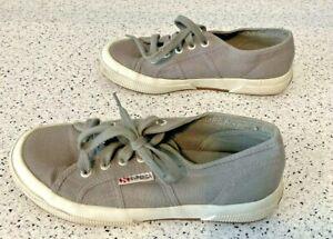 Superga Cotu Core Classic Sneakers Gray Grey 36 6