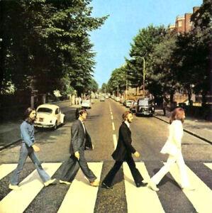 Beatles Album Covers Fridge Magnet 58mm x 58mm