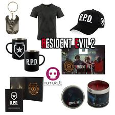 Resident Evil 2 HD REMAKE offiziell lizensierte Numskull Fan-Artikel Merchandise