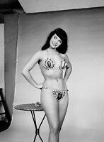 Vintage Betty Page Pin Up Photo 735 Oddleys Strange & Bizarre