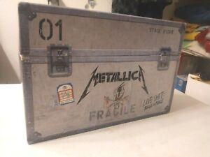 Metallica – Live Shit: Binge & Purge Cassette / VHS Box Set 1993