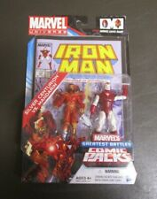 Silver Centurion vs and Mandarin MARVEL UNIVERSE Comic Packs Hasbro MIB #3