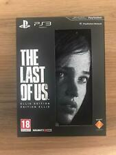 The Last of Us: Ellie Edition (Limited Collectors Edition) PS3 NEW