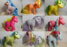 Lot Bundle Mon petit poney My little pony G1 VINTAGE VARIANT Mein Kleines 1980'S