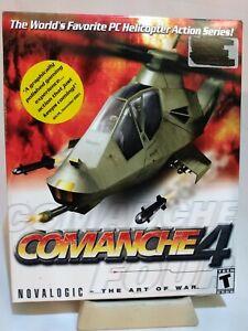 Unopened Comanche 4 (PC, 2001)