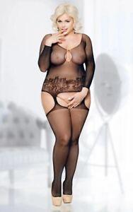 Sexy Plus Size Lingerie Softline Ladybird