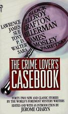 The Crime Lover's Casebook by Jerome Charyn
