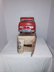 VINTAGE PRESS STEEL NYLINT PICK UP TOY TRUCK NO. 5200 NEAR MINT WI/ ORIGINAL BOX