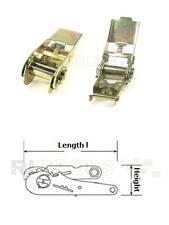 Hochfester Stahl 933797-1 stück Ratschen für 75 mm gurt Spannratsche