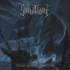 ShadowThrone - Demiurge of Shadow CD 2017 symphonic black metal Italy