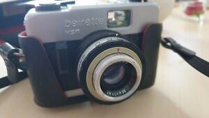 Original beirette vsn 2,8/45 mit Tasche Kamera DDR 1976