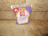 McDonald's Happy Meal 1994 Hamburglar Rev-Up Vehicle, New (A02)