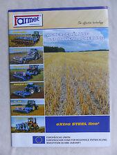 Farmet Tschechien - Ackerschälung Bodenlocker - Prospekt Brochure 08.2010 (0676