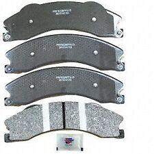 CARQUEST Brakes PXD1411H Rear Premium Ceramic Brake Pads