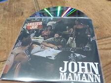 JOHN MAMANN - MISTER JOE !!!!!!!!!!!! !!FRENCH CD PROMO!!!!